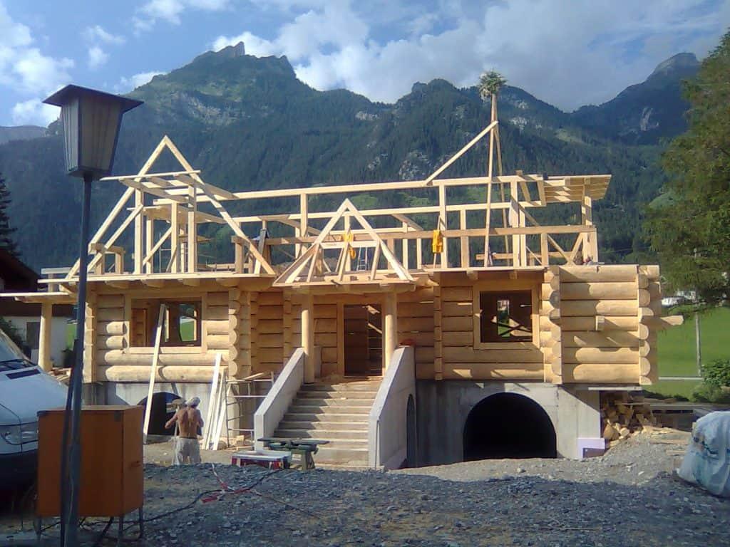 dom z bali górski